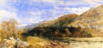 Near Knaresborough | David Cox | oil painting