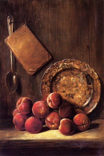 The Farmer's Almanac | Richard LaBarre Goodwin | oil painting