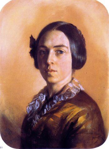 Caroline Arnold | Adolph von Menzel | oil painting