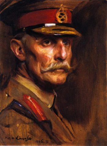 Brigadier General the Earle of Albemarle | Philip Alexius de Laszlo | oil painting