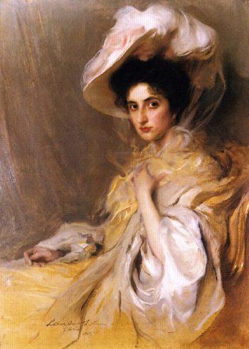 Elaine Duchesse de Guiche | Philip Alexius de Laszlo | oil painting