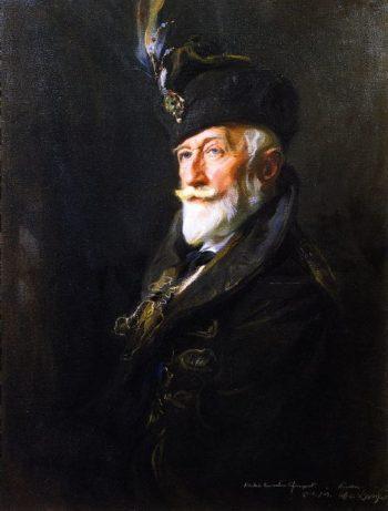Francis Korbay | Philip Alexius de Laszlo | oil painting
