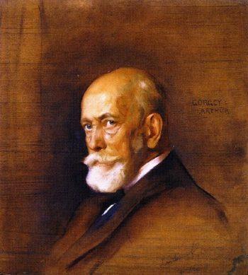 General Arthur Gorgey | Philip Alexius de Laszlo | oil painting