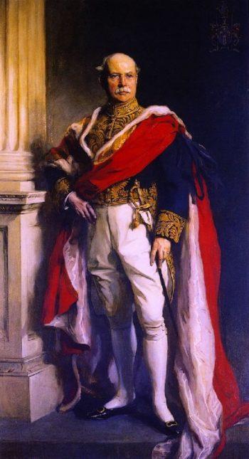 Hudson Ewbanke Kearley 1st Viscount Devonport | Philip Alexius de Laszlo | oil painting