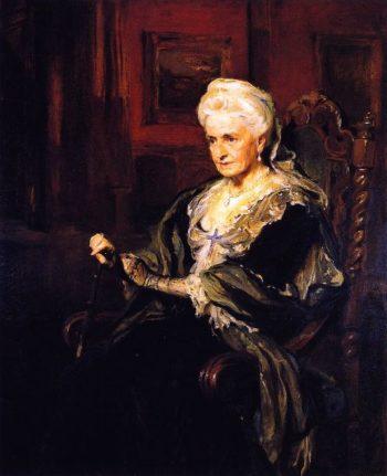 Lady Wantage nee the Hon Harriet Jones Loyd | Philip Alexius de Laszlo | oil painting