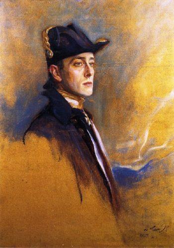 Lord Louis Montbatten | Philip Alexius de Laszlo | oil painting