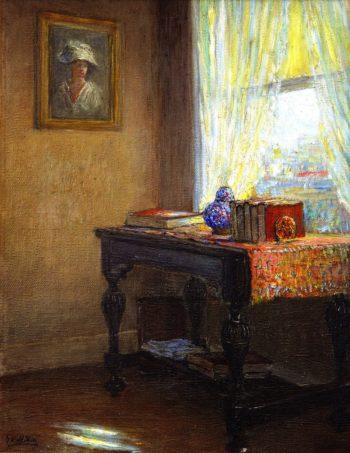 Corner of the Room | George Van Millett | oil painting