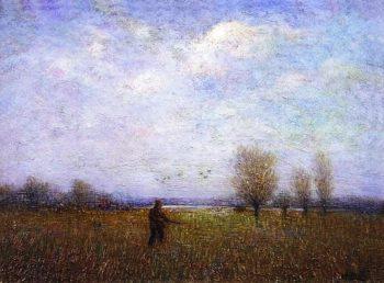Hunting Scene | George Van Millett | oil painting
