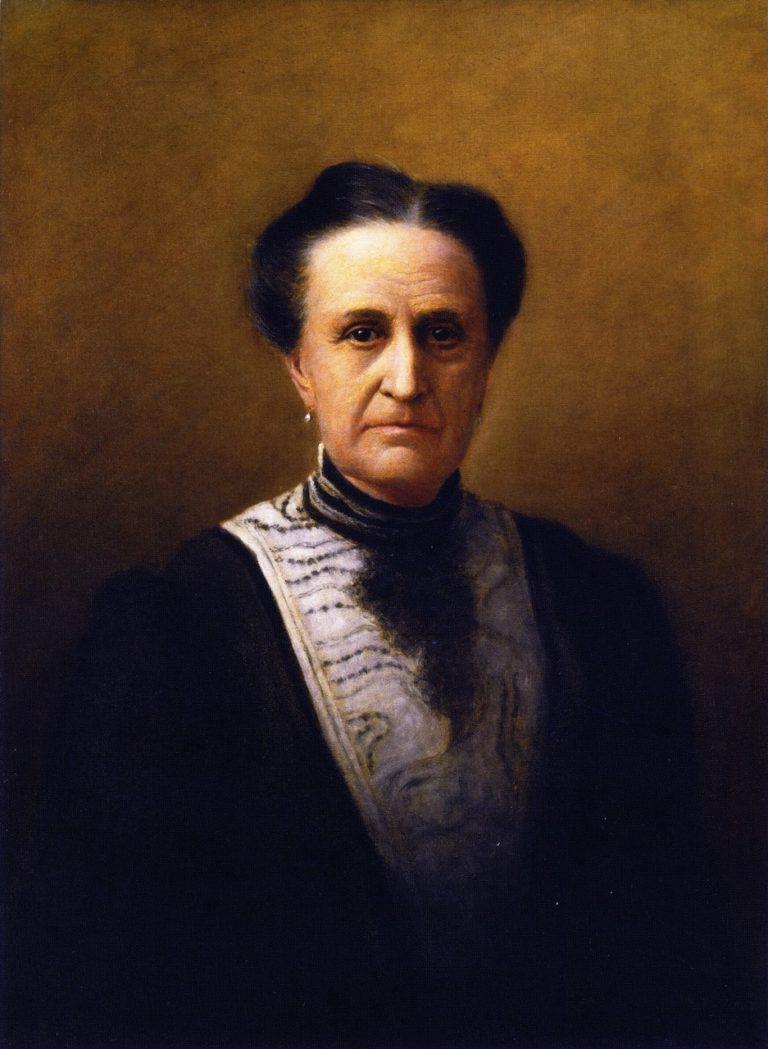 Julia A Brown | George Van Millett | oil painting