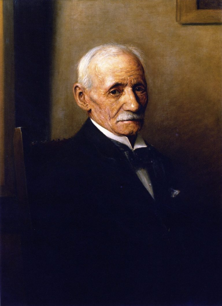 Philip S Brown | George Van Millett | oil painting