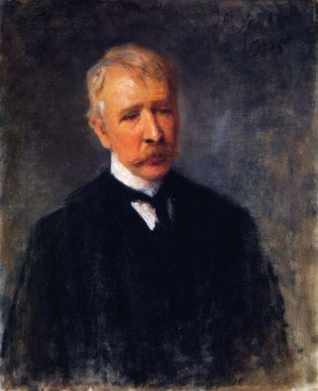 George Moore | John Butler Yeats | oil painting