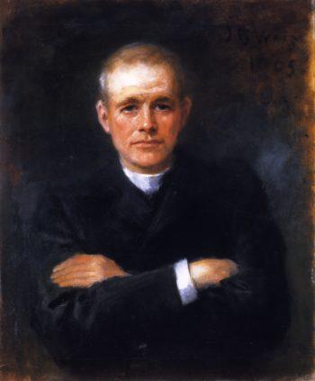 Reverend Patrick S Dineen | John Butler Yeats | oil painting