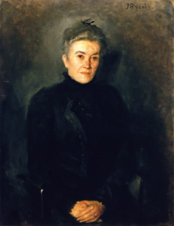 Rosa Butt | John Butler Yeats | oil painting