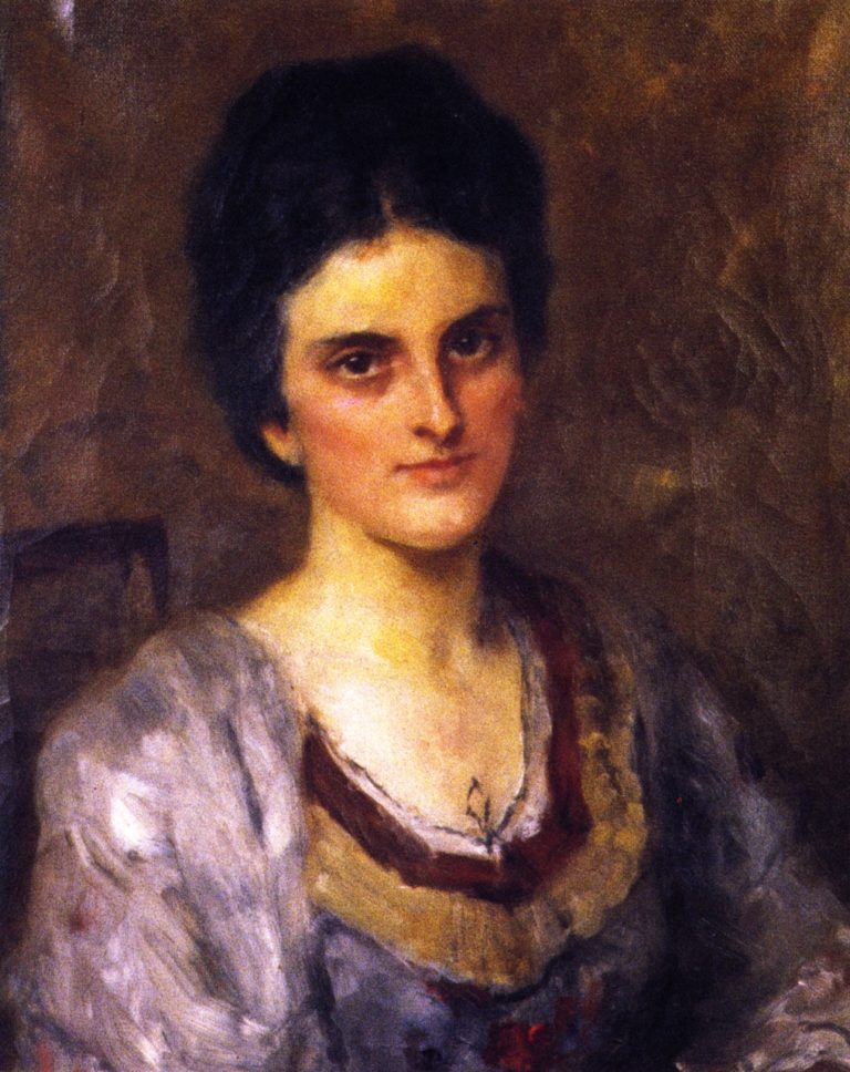 Ruth Lane | John Butler Yeats | oil painting