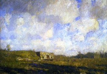 Old Limekiln | William Langson Lathrop | oil painting