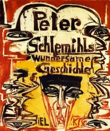 Peter Schlemihls Wundersame Geschichte | Ernst Ludwig Kirchner | oil painting