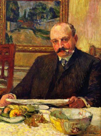 Jos Hessel | Edouard Vuillard | oil painting