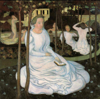Madame Ranson | Maurice Denis | oil painting