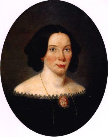 Elizabeth Bickell | Cornelius Krieghoff | oil painting