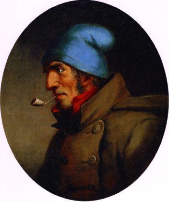 Head of a Habitant 2 | Cornelius Krieghoff | oil painting