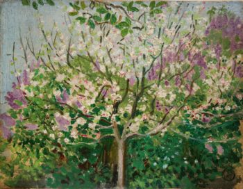 The Eternal Spring | Maurice Denis | oil painting