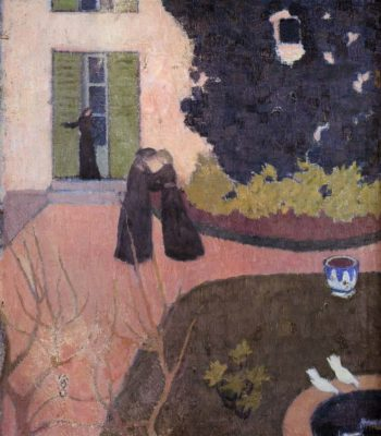 The Meeting | Maurice Denis | oil painting