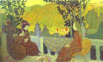 The Seasons Series September | Maurice Denis | oil painting