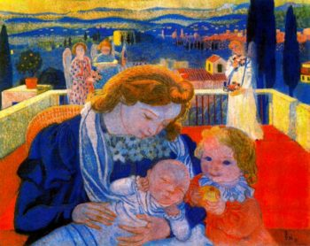 Untitled 2 | Maurice Denis | oil painting