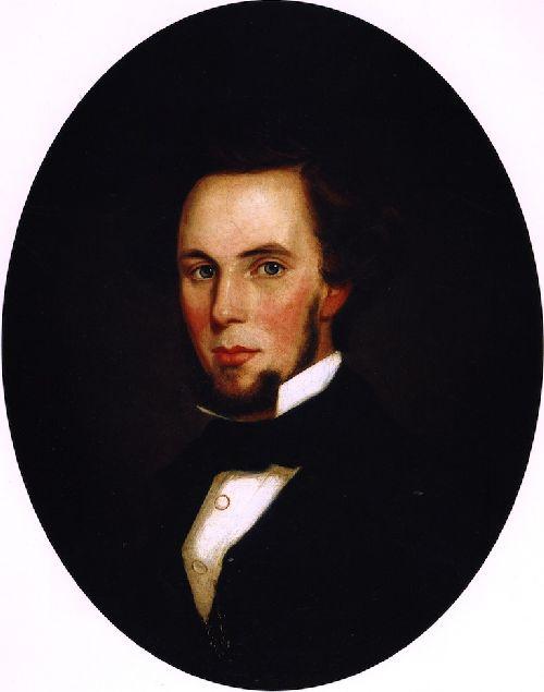 John Palmer Bickell   Cornelius Krieghoff   oil painting