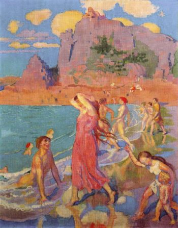 Untitled | Maurice Denis | oil painting