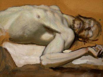 Lemminkainen | Akseli Gallen Kallela | oil painting