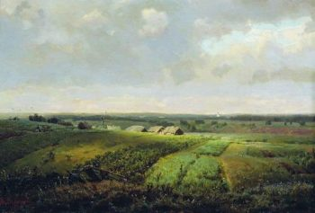 Motherland 1886   Apollinaris M Vasnetsov   oil painting