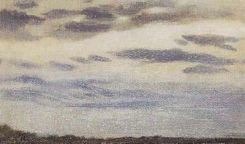 Oblaka1 1880 1890 e | Apollinaris M Vasnetsov | oil painting