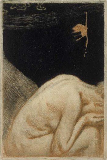 The Swan of Tuonela | Akseli Gallen Kallela | oil painting