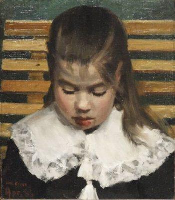Untitled | Akseli Gallen Kallela | oil painting