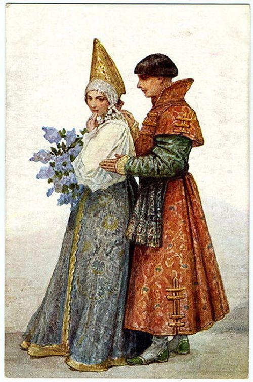 blarney   Solomko Sergey Sergeyevich   oil painting