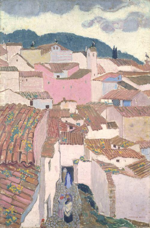 Constantine Algeria | Maurice Denis | oil painting
