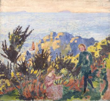 Hydrangea | Maurice Denis | oil painting
