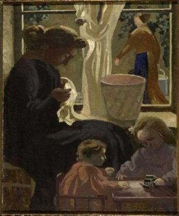 Intilite | Maurice Denis | oil painting