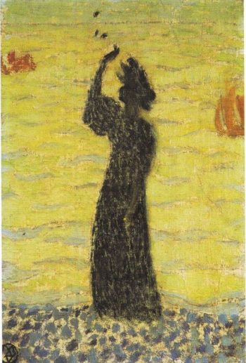 Jongleuse | Maurice Denis | oil painting