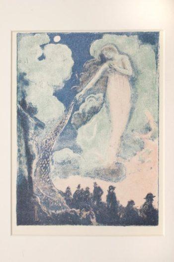 La Sirene | Maurice Denis | oil painting