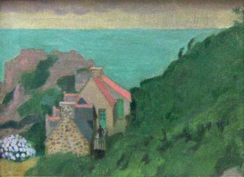 Le petit Silencio | Maurice Denis | oil painting