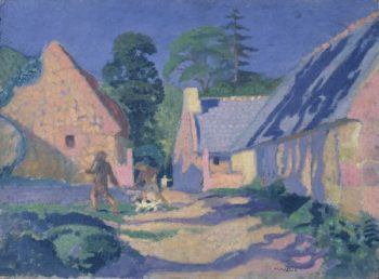 Rosmapamon | Maurice Denis | oil painting