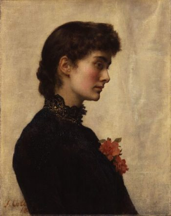 Marion Collier | John Maler Collier | oil painting