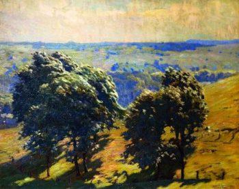 Summer Breeze | Charles Rosen | oil painting