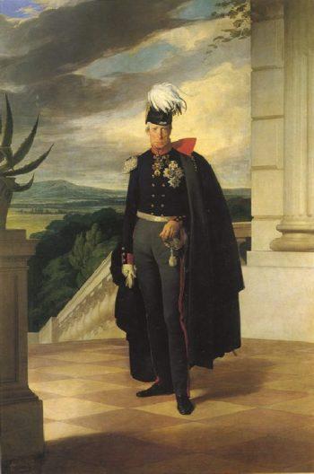 Kaizer Franz I | Friedrich von Amerling | oil painting