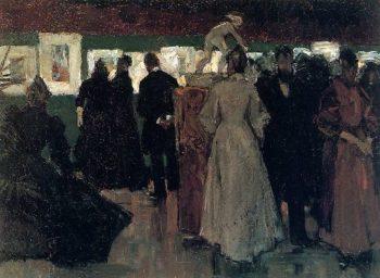 Exposition In Pulchri | Floris Arntzenius | oil painting