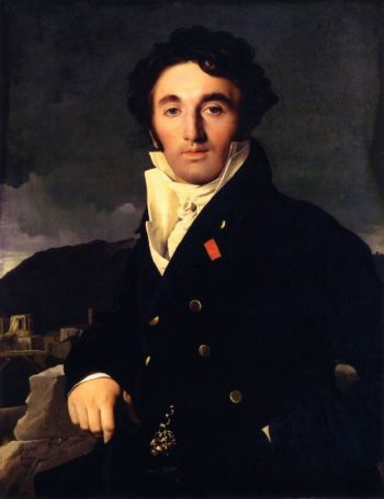 Charles Joseph Laurent Cordier | Jean Auguste Dominique Ingres | oil painting