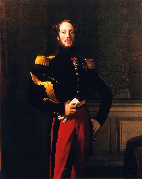 Ferdinand Philippe Louis Charles Henri   Jean Auguste Dominique Ingres   oil painting