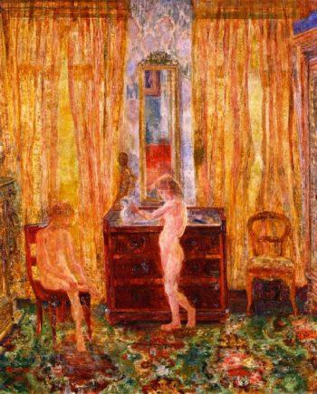 Children Dressing | James Ensor | oil painting